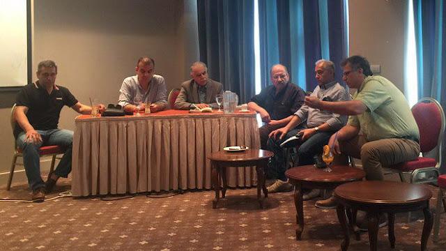 Συνάντηση του Δημάρχου Σαμοθράκης με τον Υφυπουργό Εσωτερικών