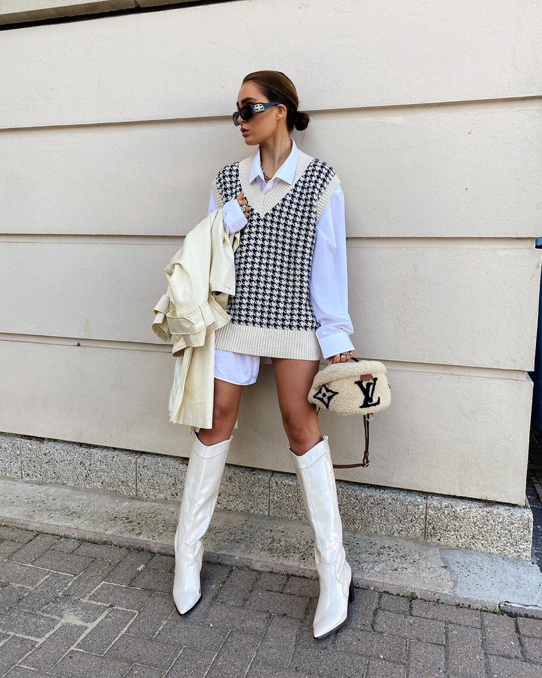 20 Pairs of White Boots To Buy for Fall and Beyond