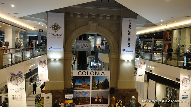 Punta Carretas Shopping - Montevidéu, Uruguai
