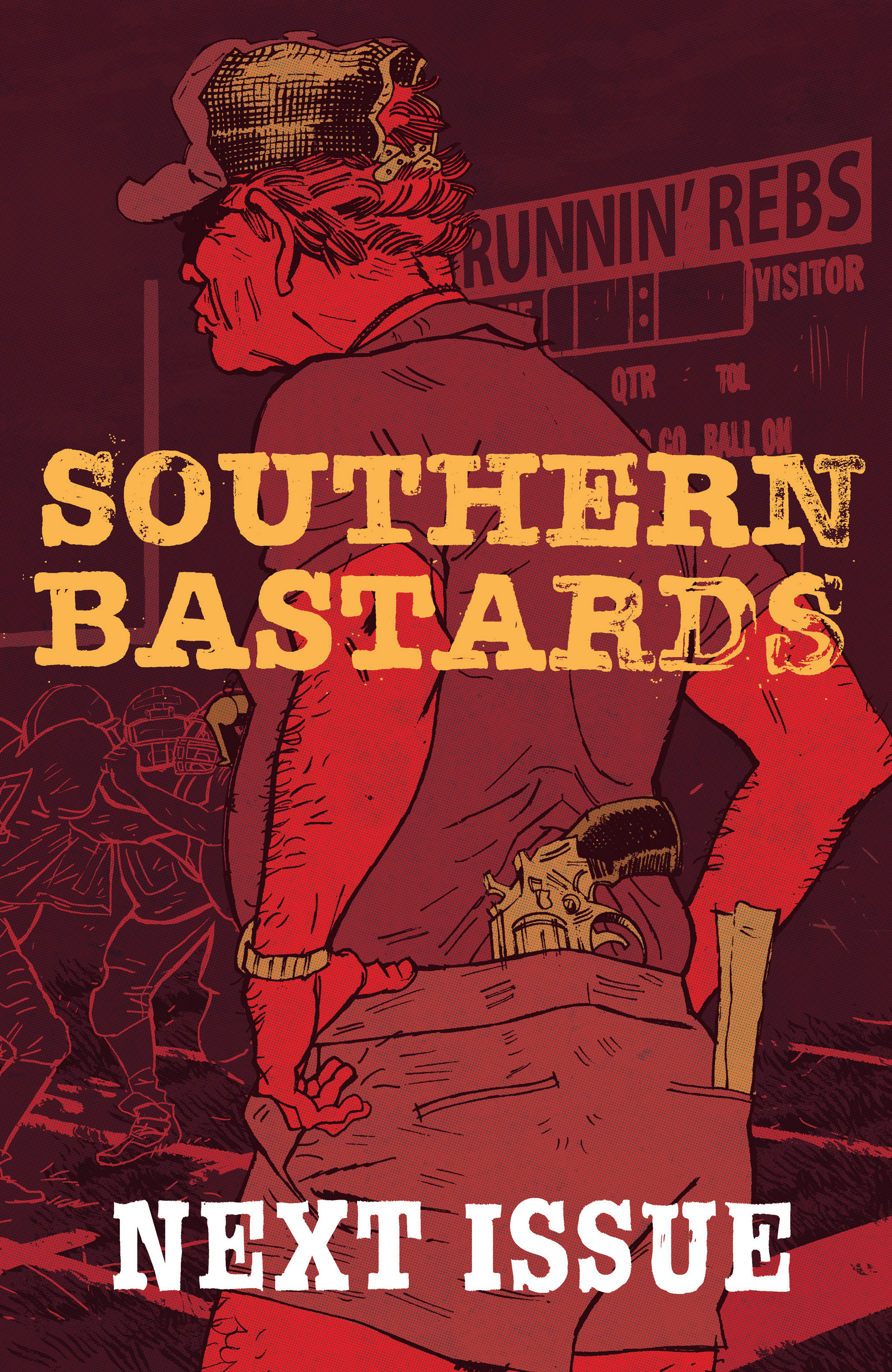 Read online Southern Bastards comic -  Issue #1 - 31