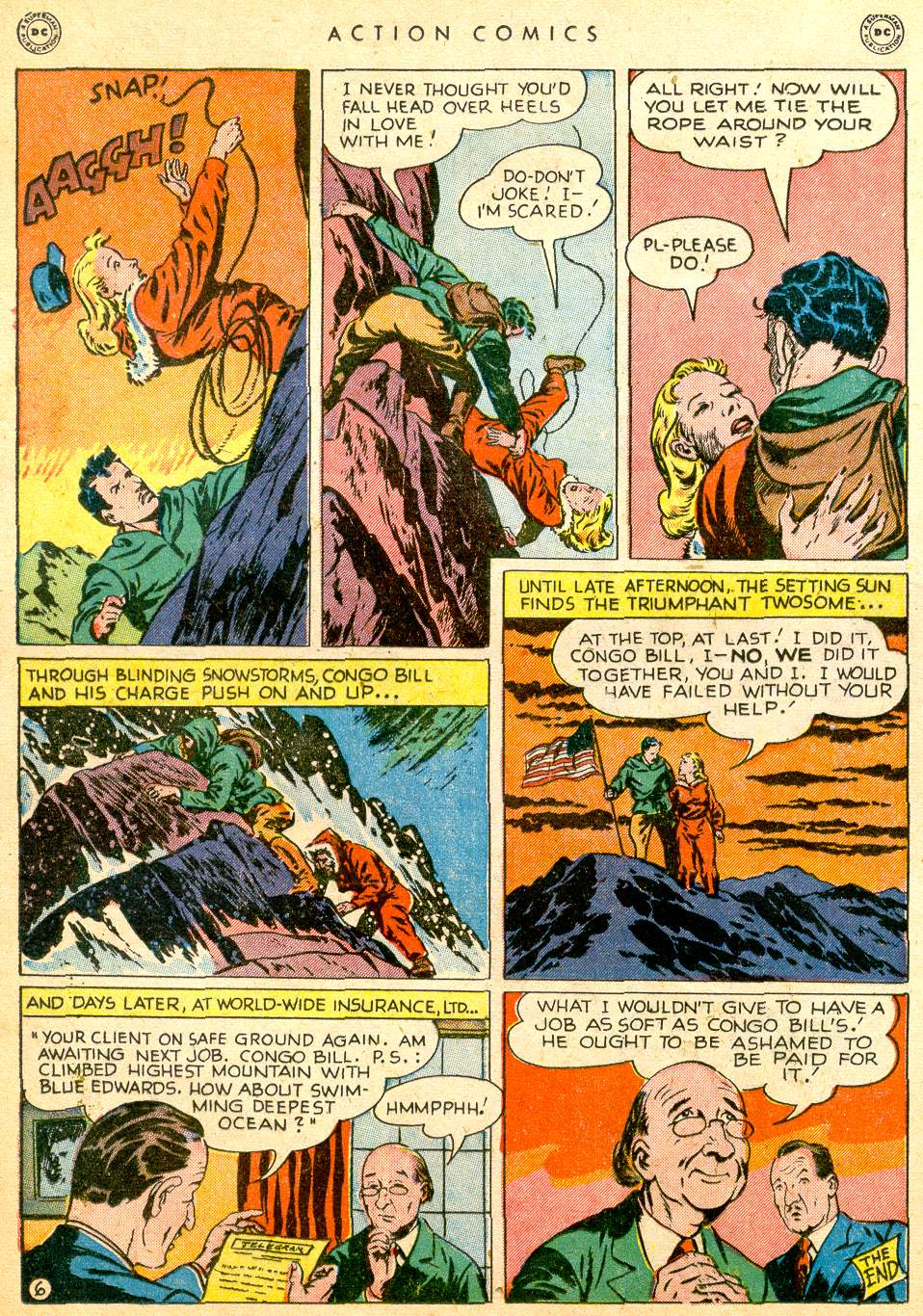 Read online Action Comics (1938) comic -  Issue #126 - 22