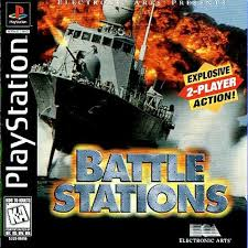 Battle Stations - PS1 - ISOs Download