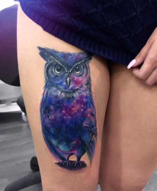 Cute Owl Tattoos For Women and Men