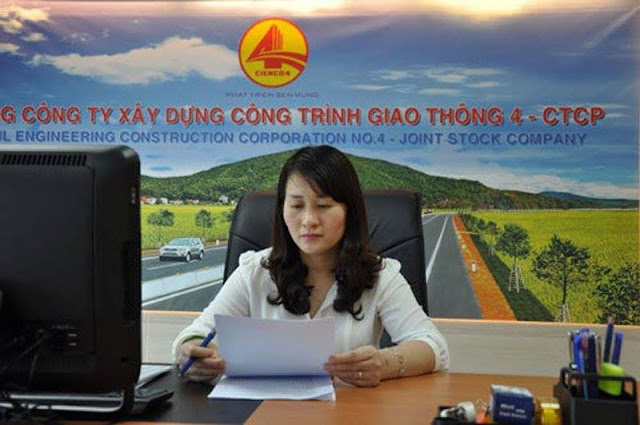 Bà Trương Thị Tâm