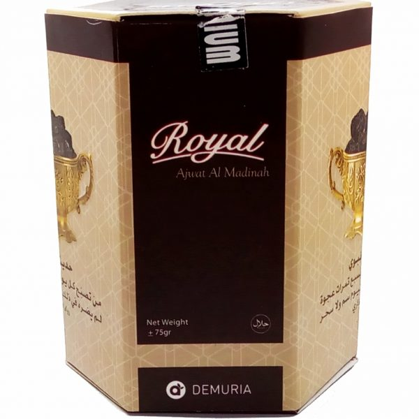 Kurma Royal Ajwa 75 Gr