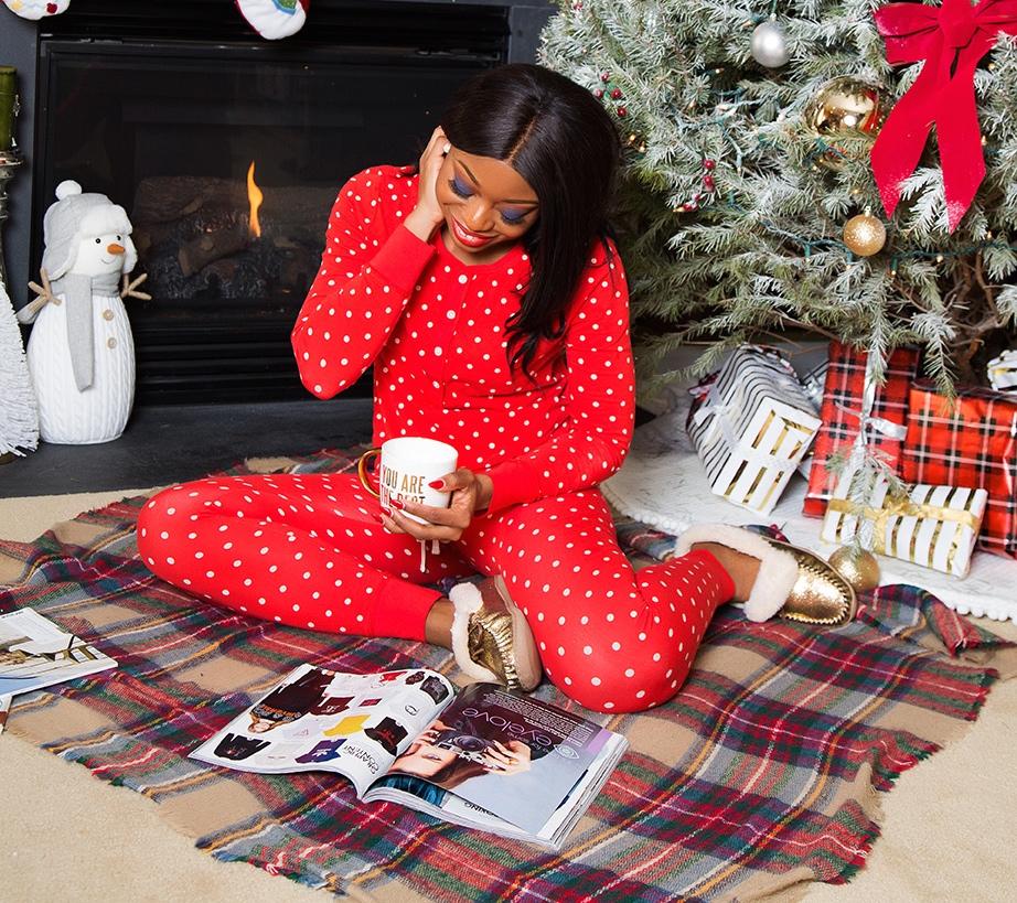 family holiday pajamas, Christmas jimmies, www.jadore-fashion.com