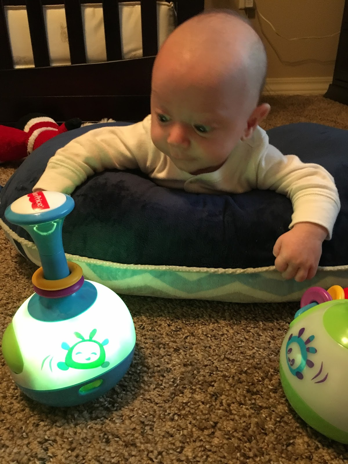 Spirited Speech Pathology: Fisher-Price Bright Pods Review