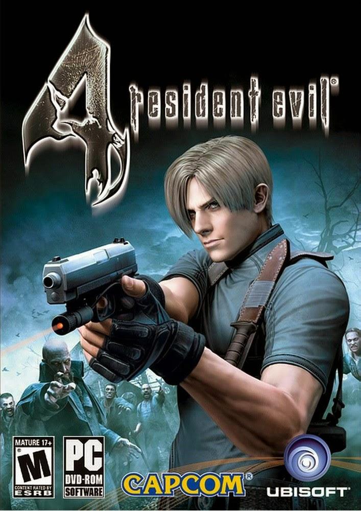 Download - Resident Evil 4 - (PC) Torrent