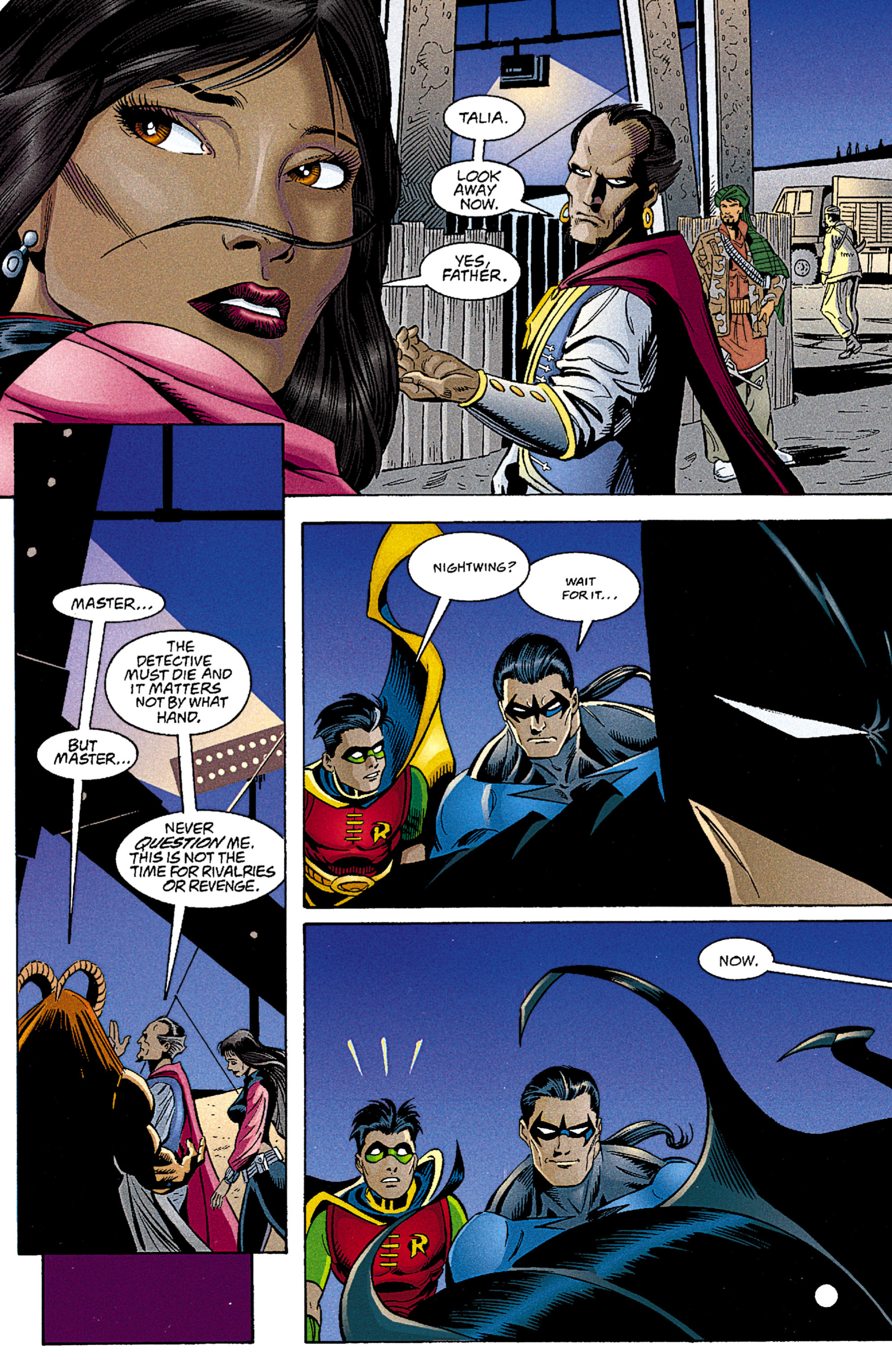 Detective Comics (1937) 700 Page 4
