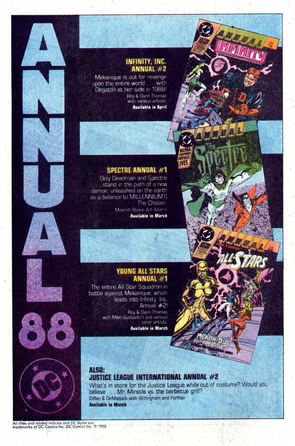Read online Secret Origins (1986) comic -  Issue #28 - 6