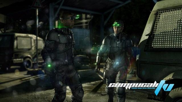 Splinter Cell Blacklist PS3 Español Region USA