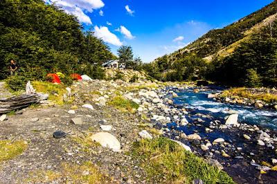 Campamento Chileno Torres del Paine