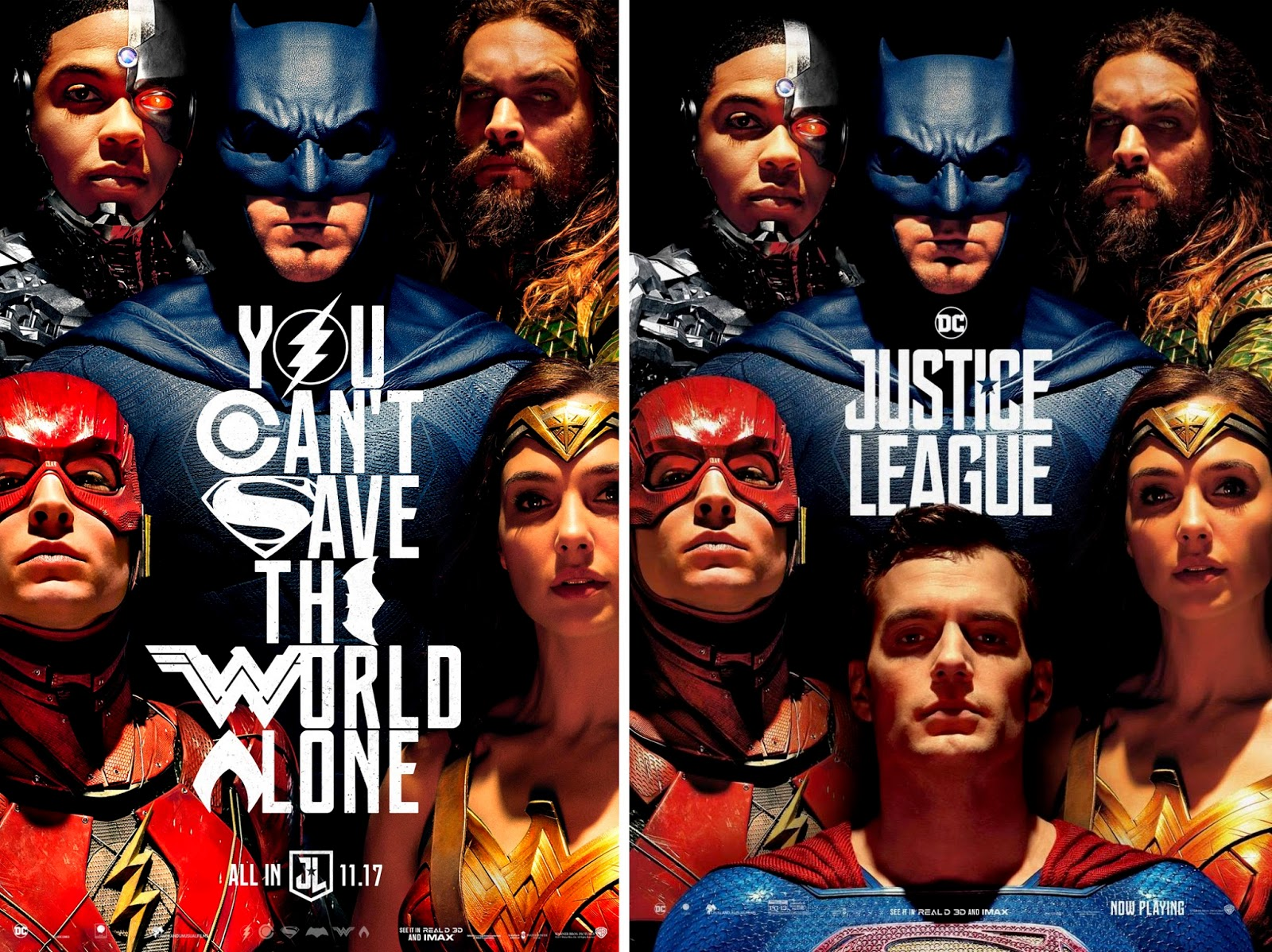 62ba2e146ce In the original Justice League poster released before the film s premiere