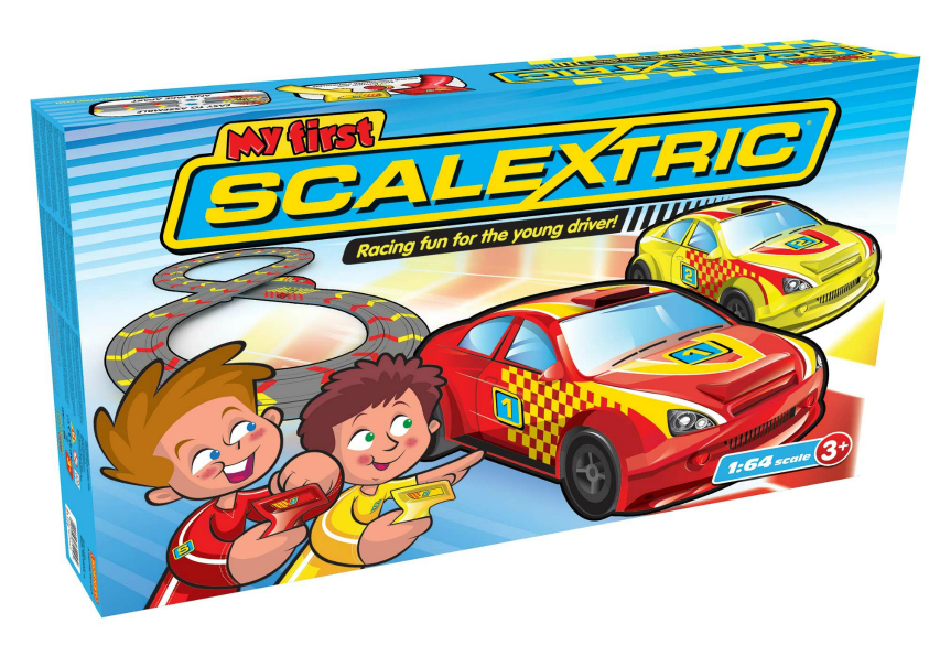 My First ScaleXtric Box