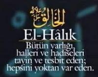 Allahın El-HÂLIK İsmi 731 Defa Niye Okunur?