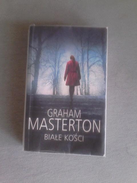 Graham Masterton - Białe kości