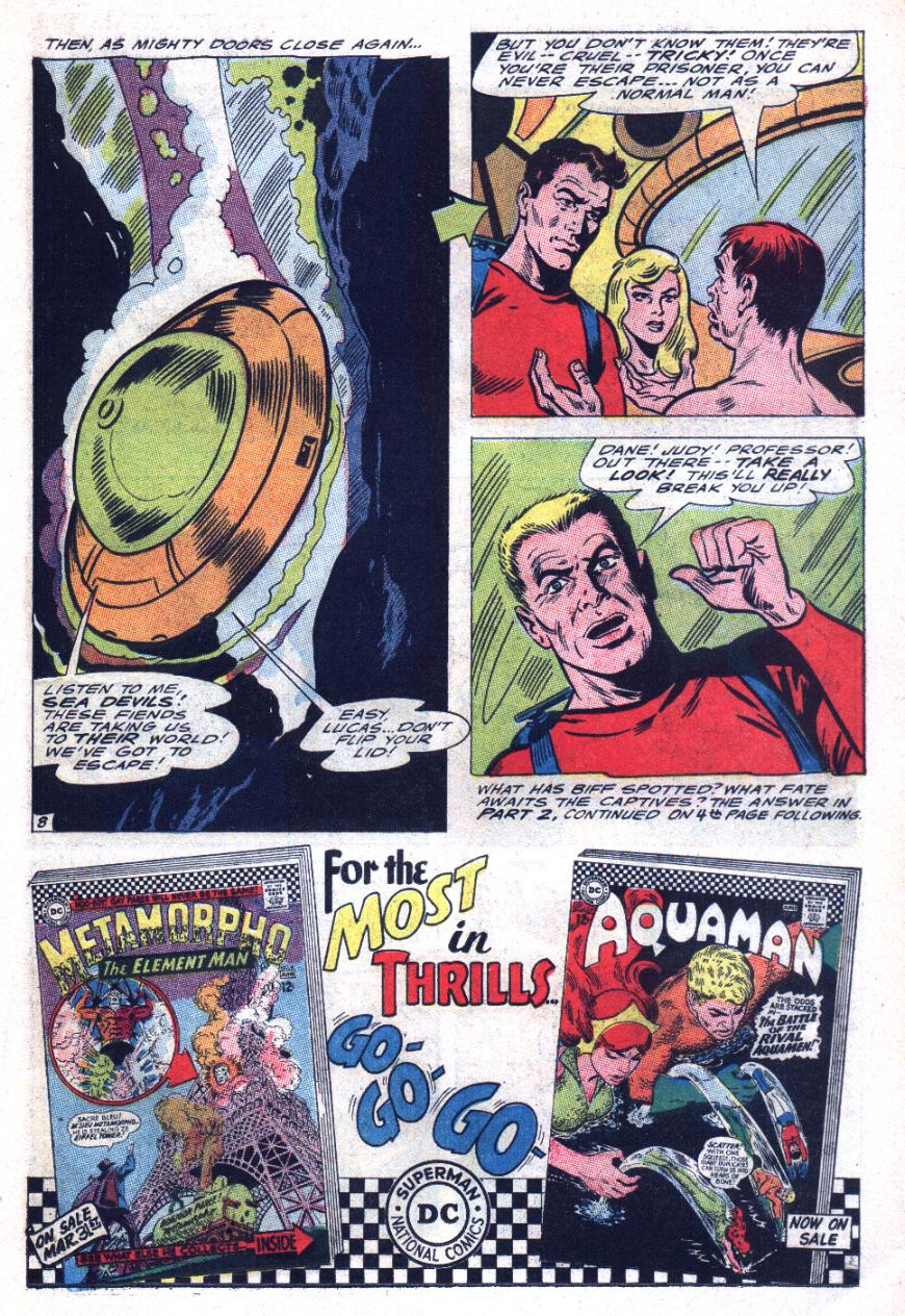 Read online Sea Devils comic -  Issue #29 - 12