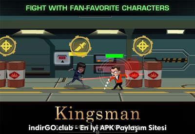 kingsman paid