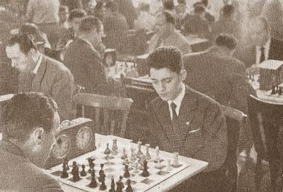 El ajedrecista Antonio Puget