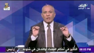 أحمد موسى:  متظاهروا 25 إبريل هم من باعوا الأرض والعرض على مسؤوليتى
