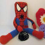 PATRON SPIDERMAN AMIGURUMI 23956