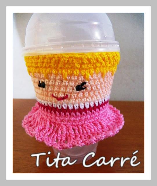 Mug para copo - Princesa Aurora