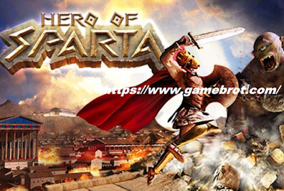 Hero Of Sparta HD APK MOD Android
