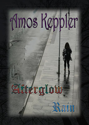 My novel Afterglow Rain