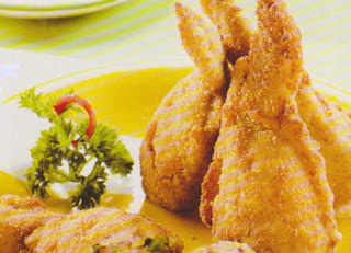Resep Menu Buka Puasa Sederhana dan Praktis Berupa Ayam Goreng & Ikan