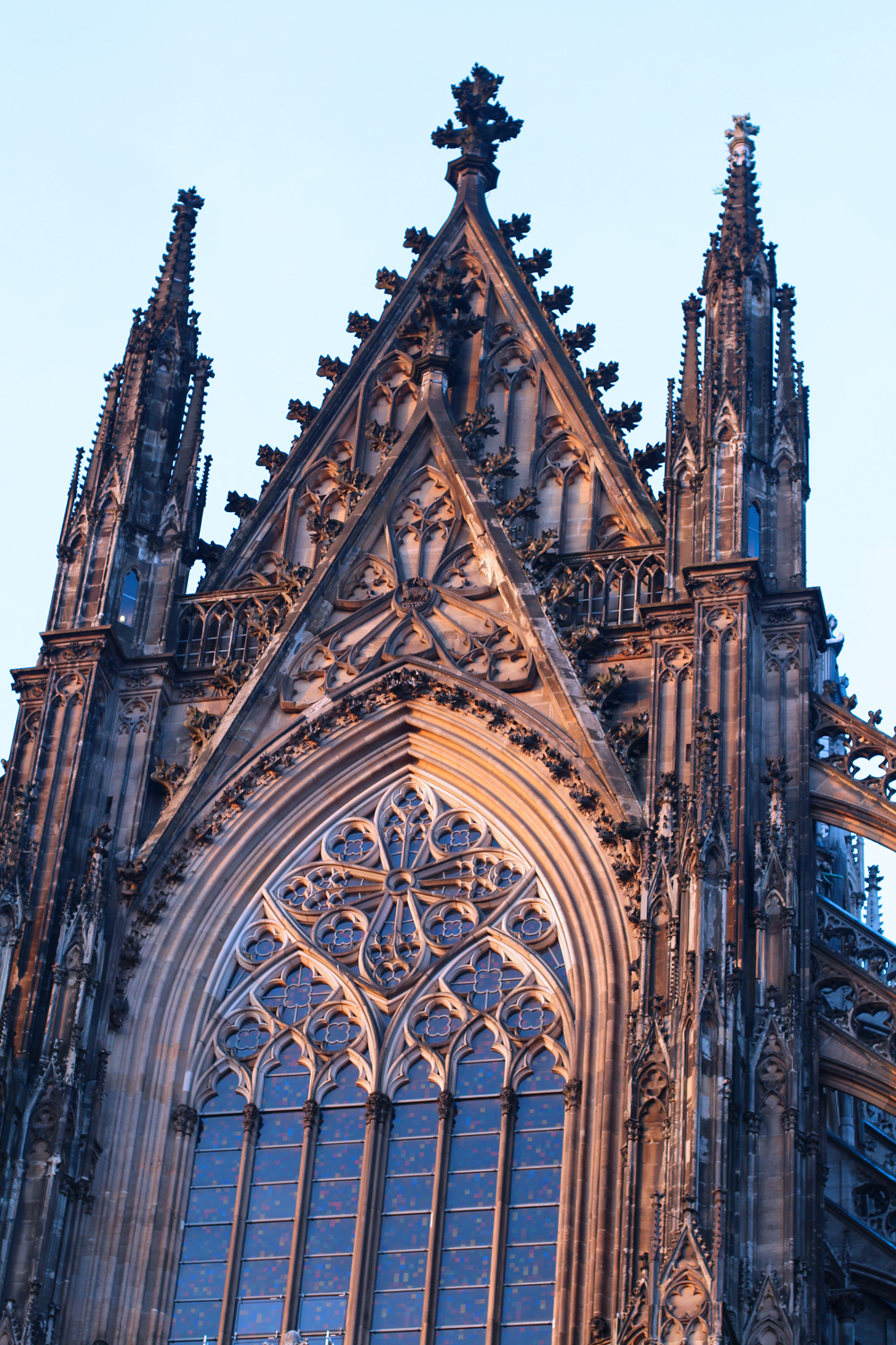 Cologne Cathedral - UK travel & lifestyle blog