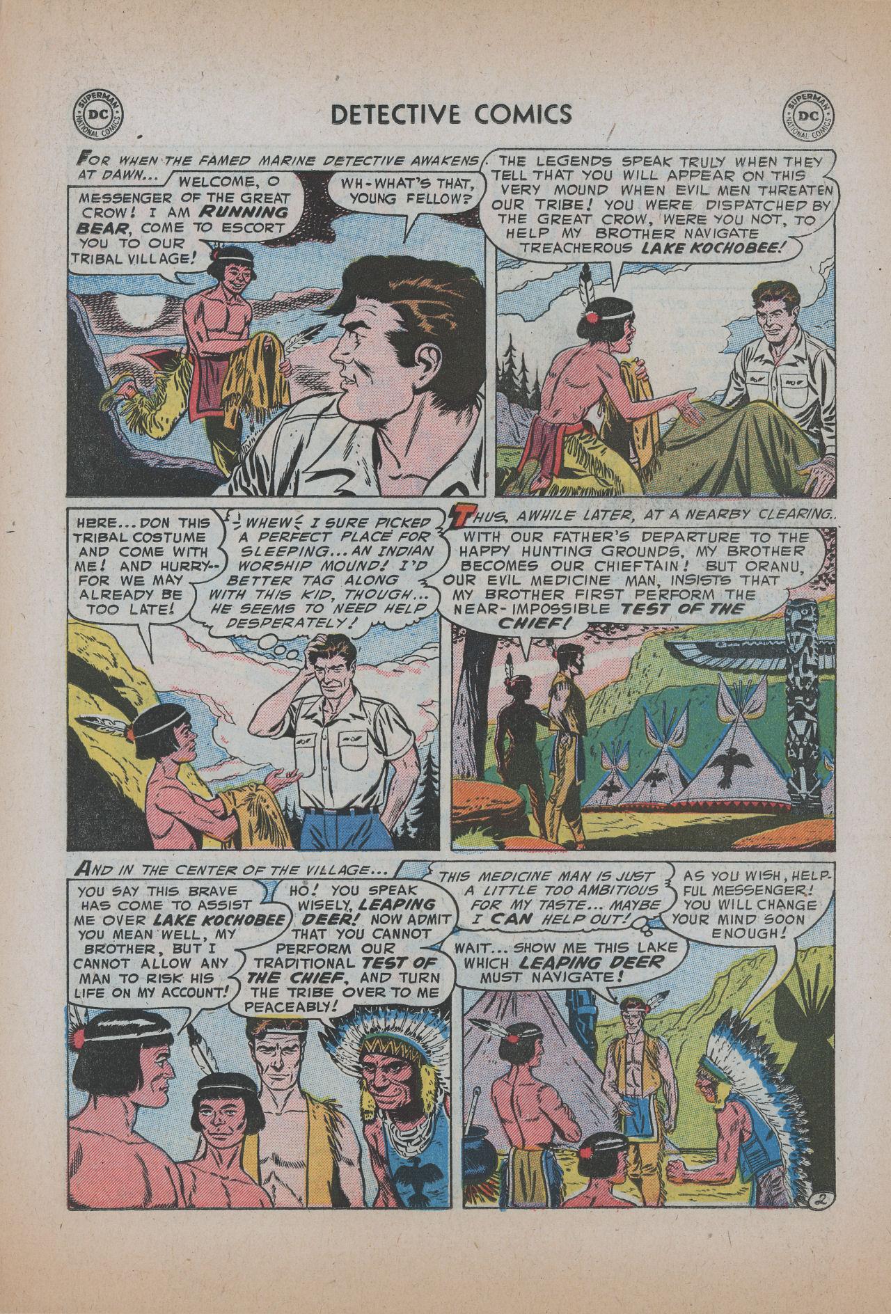 Detective Comics (1937) 220 Page 17