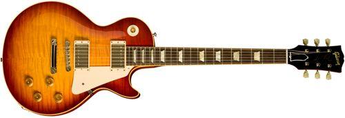 Características de una Guitarra Les Paul