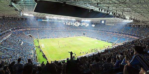 Resultado de imagem para Arena do Grêmio 600x300