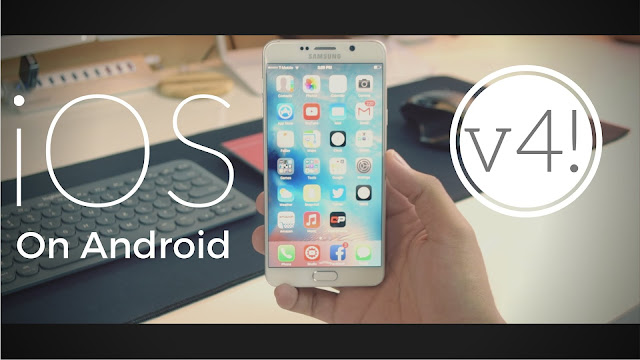 Make Android Look Like iOS