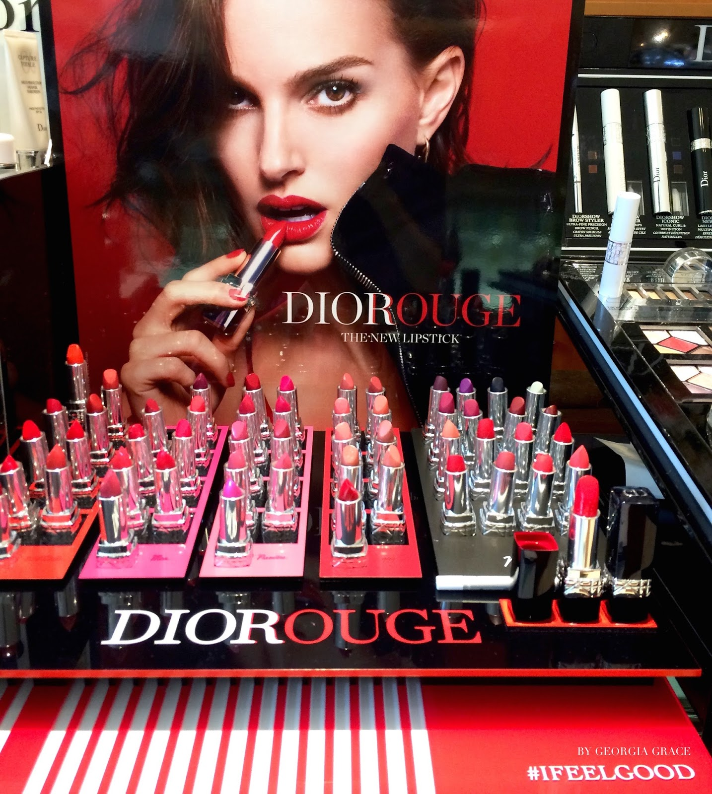 Dior Rouge Extreme Matte & New Rouge Dior Swatches of All Shades Review Fall 2016