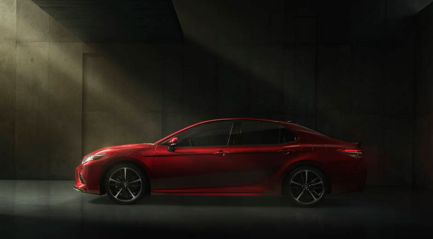 2018 Toyota Camry Release