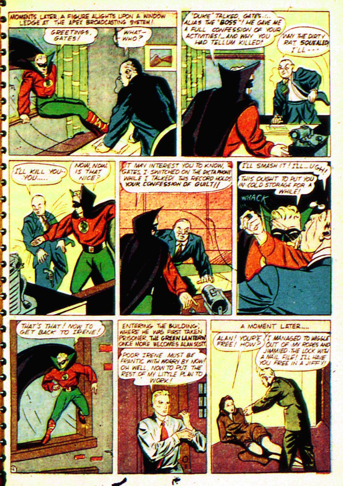 Read online All-American Comics (1939) comic -  Issue #20 - 12