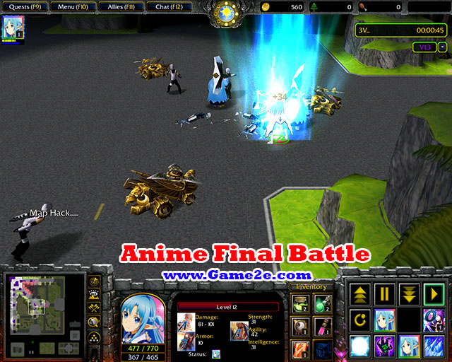 Dota Map Hack Warcraft Iii Map Downloads