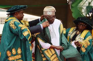 National Leader of the All Progressives Congress (APC), Asiwaju Bola Tinubu,