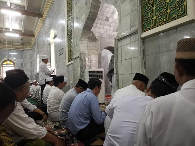 Jumatan Bersama Prabowo