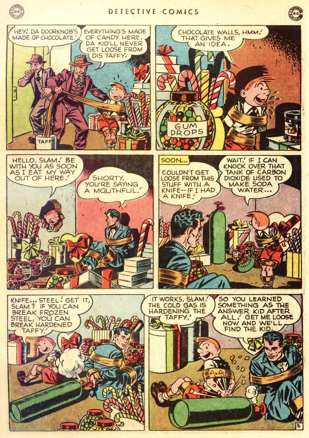 Read online Detective Comics (1937) comic -  Issue #131 - 21