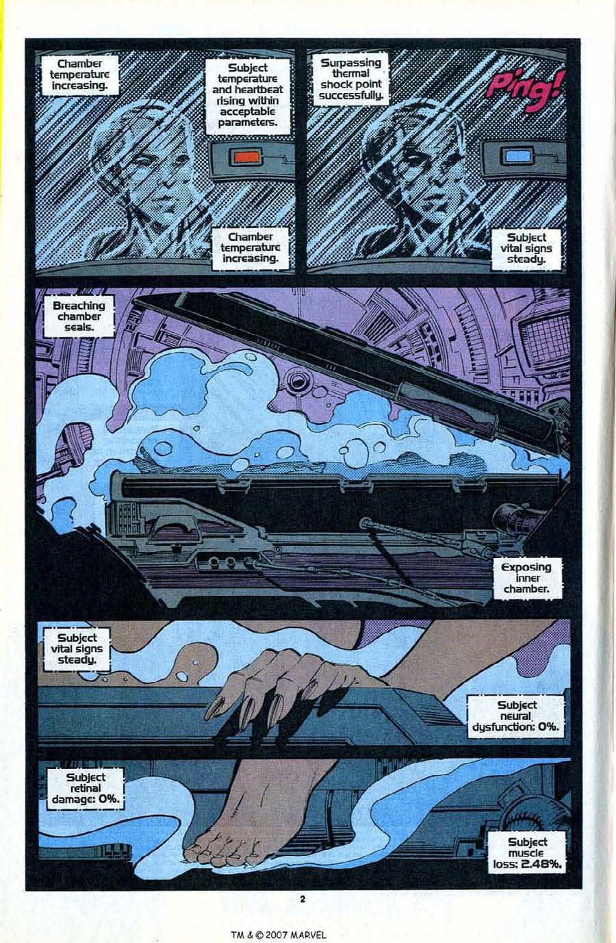 Read online Silver Surfer (1987) comic -  Issue #80 - 4
