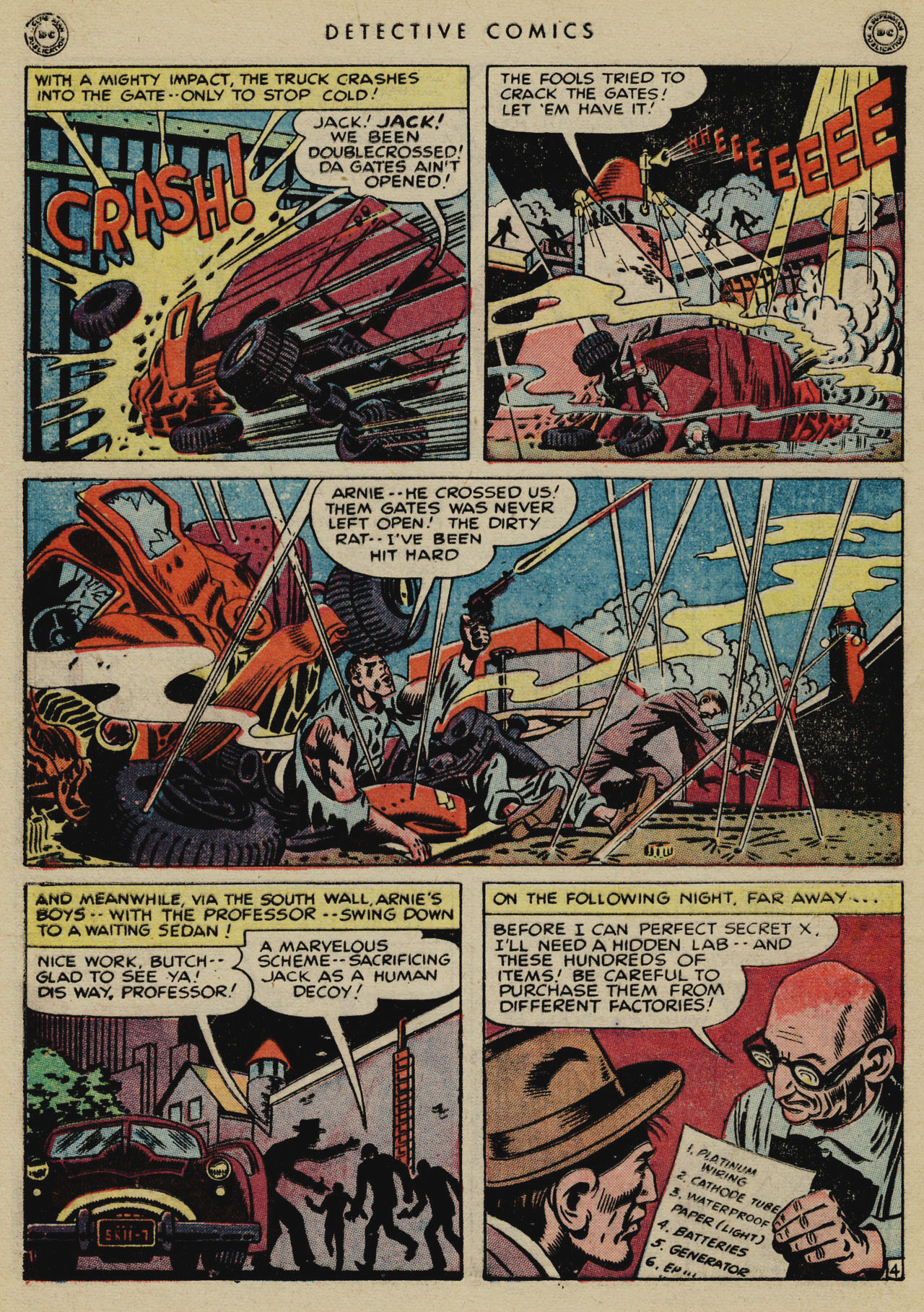 Detective Comics (1937) 142 Page 39