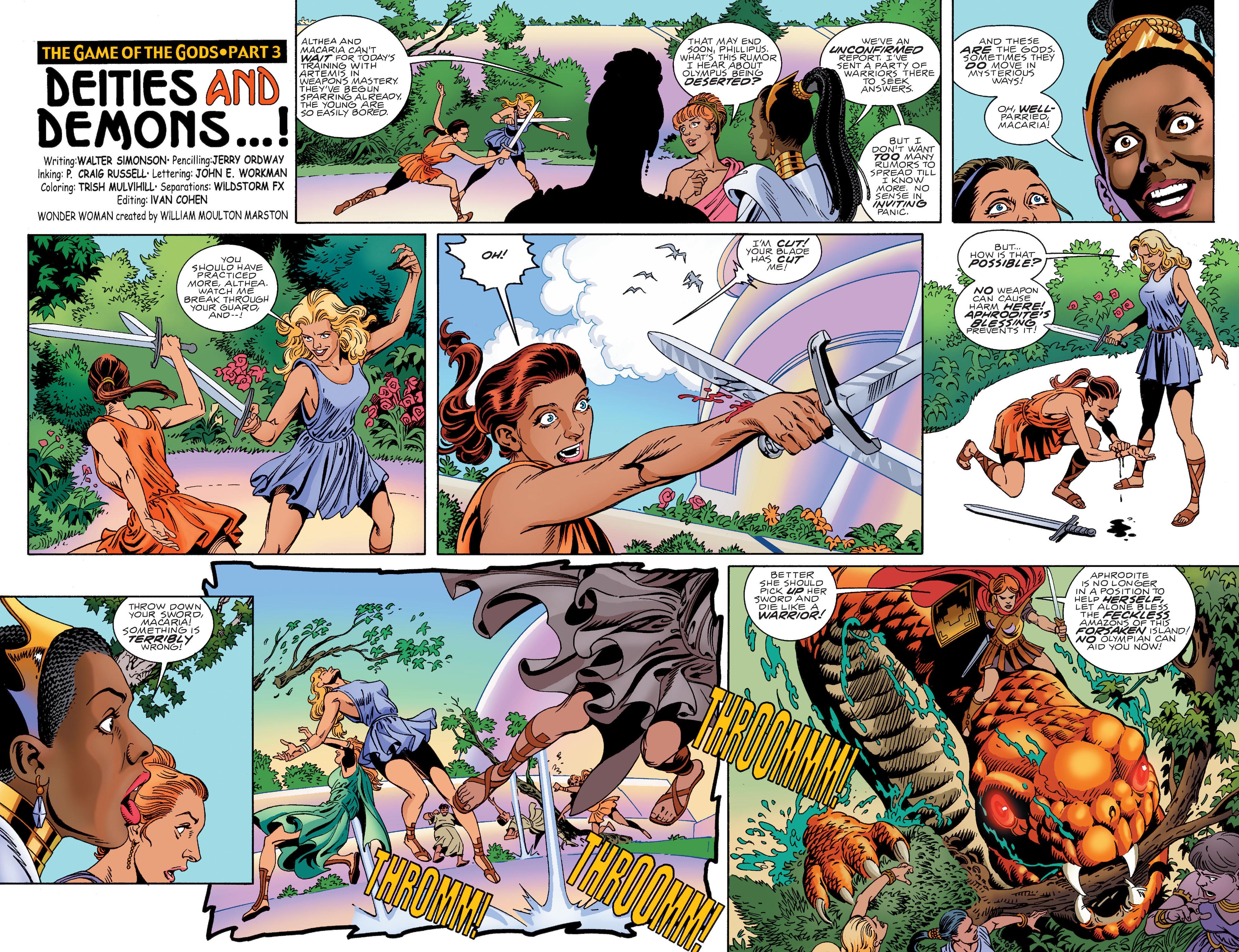 Read online Wonder Woman (1987) comic -  Issue #191 - 3