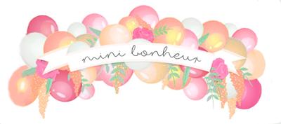 mini bonheur, blog, blogueuse, nantes, bannière, la perle des loisirs