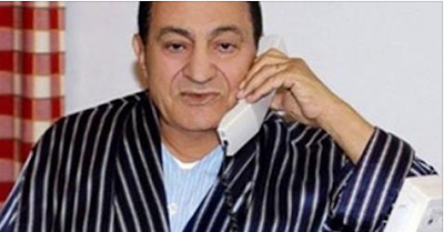 رسالة من الرئيس المخلوع مبارك للشعب المصري من خلال فيديو جديد ويفجر مفاجأة