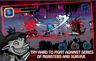 Games Ninja Fight App