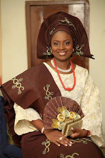 Photos - Nigerian Traditional Wedding Attires for Brides and Grooms 3