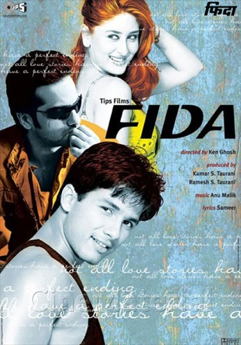 Fida 2004 Hindi 480p HDRip 350mb