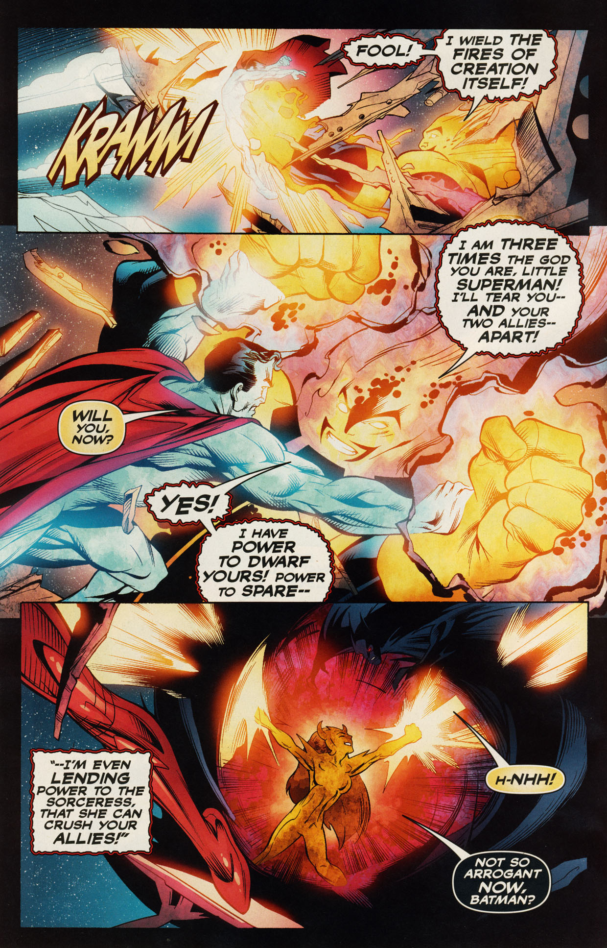 Read online Trinity (2008) comic -  Issue #47 - 5